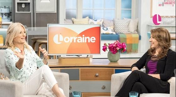 Lorraine Interview
